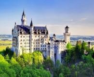 Замки Германии или где можно встретить настоящего принца.