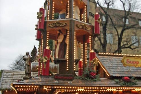Сегодня  25 декабря  в Германии Рождество!
