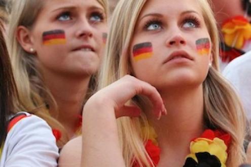 Какие они — немецкие женщины?
