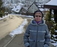 Заснеженная Германия. Моя прогулка по горным окрестностям.