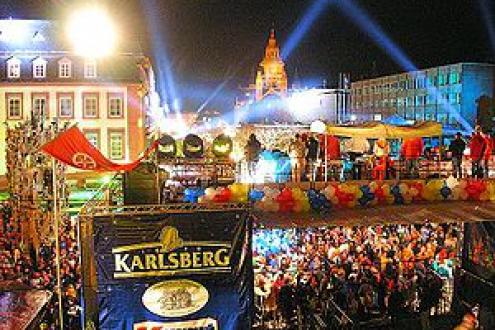 Немецкие праздники.