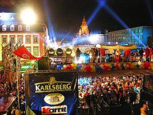 Немецкие праздники для 2 занятия